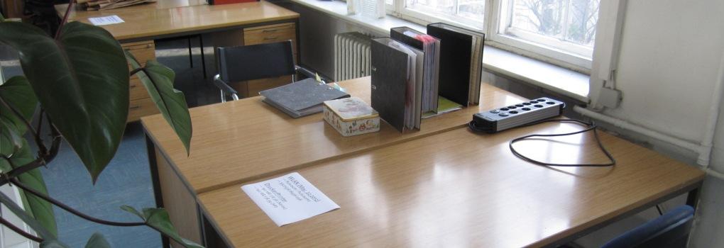 Comfort desk A